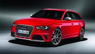 Audi RS4 Avant, primele imagini şi detalii oficiale