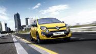Facelift de 2012, pentru Renault Twingo RS