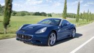 Facelift de 2012 pentru Ferrari California