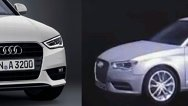 Prima poză oficială cu noul Audi A3 sau doar o randare foarte reuşită?