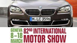 Noutățile BMW la Salonul Auto Geneva 2012