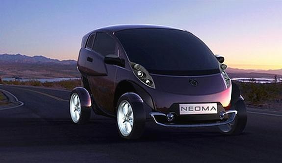 Lumeneo Neoma promite o autonomie maxima de 150 km, dar pretul il aflam doar la Geneva 2012