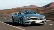 Mercedes-Benz SL 63 AMG, detalii oficiale