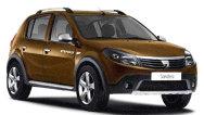 Mici modificări pentru Dacia Sandero Stepway la Geneva 2012