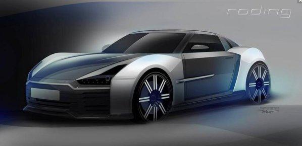 Pretul si alte informatii despre Roding Roadster 23 - cu ocazia Geneva 2012
