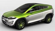 Preview Geneva 2012: conceptul Magna Steyr MILA Coupic