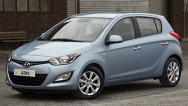 Primele imagini oficiale Hyundai i20 facelift