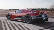 Mai puternic la Geneva 2012: Koenigsegg Agera R