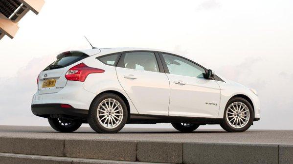 Versiunea europeana Ford Focus Electric anunta o autonomie de 160 km