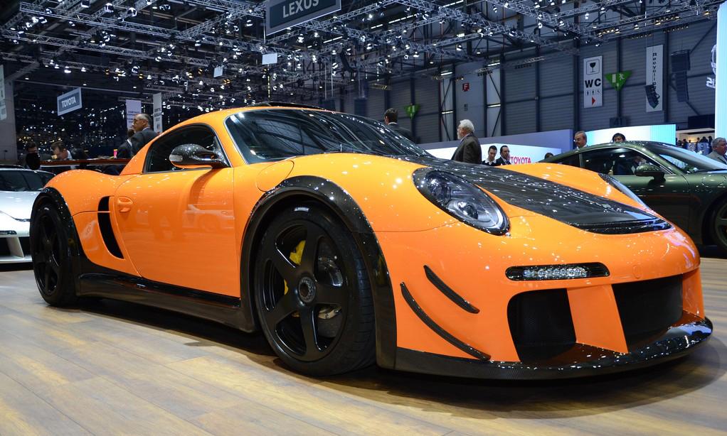 Imagini Cele Mai Tari Maşini Tunate De La Geneva 2012