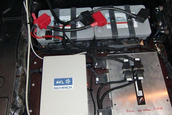 LC Super Hybrid:costuri foarte reduse, 750 - 1500 euro pe masina