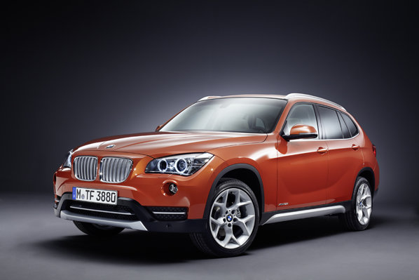 BMW X1 are dreptul in SUA la versiunea de top X1 xDrive35i de 300 CP