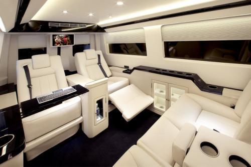 JetVan by Becker Automotive Design