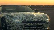 Primele imagini cu noul Jaguar F-Type