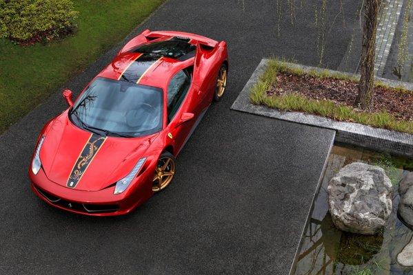 458 Italia Special Edition