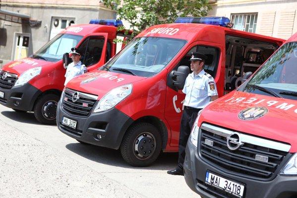 Modelele Opel Movano au fost furnizate de Opel Radacini Motors