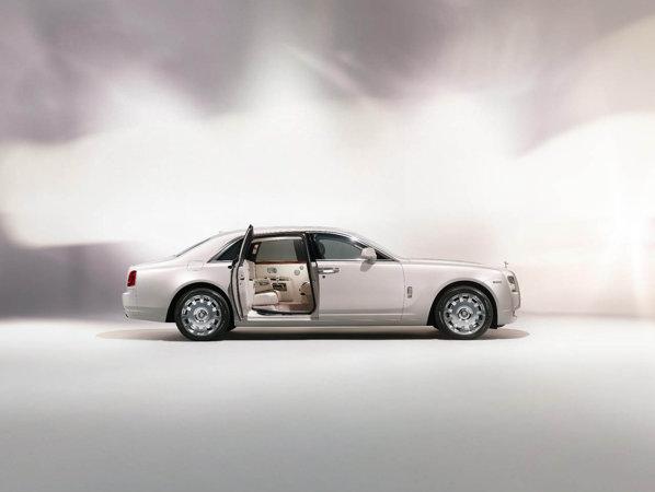 Inca nu sunt planuri privind productia in serie redusa a lui Rolls Royce Ghost Six Senses