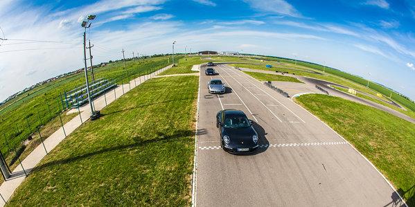 Porsche Roadshow 2012 - o noua experienta reusita