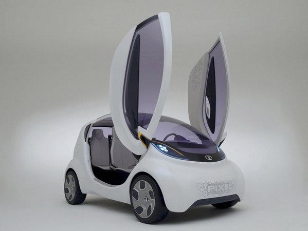Modelul cu aer comprimat de la Tata va avea un preţ de aproximativ 6.200 euro.