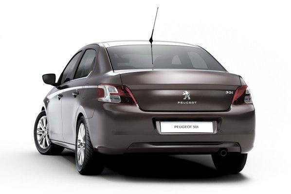 Premiera mondiala a lui Peugeot 301 va avea loc la Salonul Auto Paris 2012