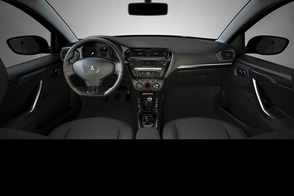 Peugeot 301 va oferi un interior cu stil moderat, dar cu un bun nivel de echipare