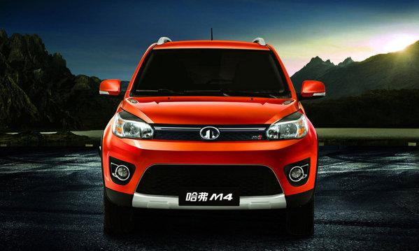 Cel mai ieftin Great Wall Haval M4 anunta un pret foarte atractiv, de circa 10.000 euro