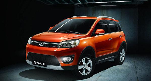 Great Wall Haval M4 este derivat dintr-un model Toyota mai vechi, Toyota Ist