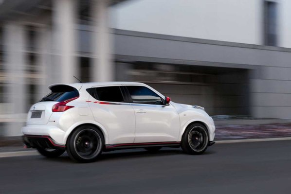Nissan Juke Nismo este propunerea japonezilor de crossover hot-hatch
