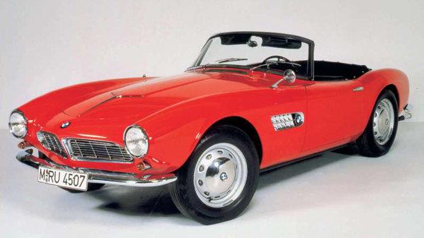 BMW 507 - 1956