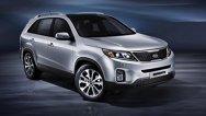 Primele poze oficiale cu Kia Sorento facelift