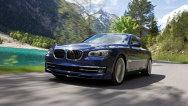 Alpina B7 facelift - imagini şi informaţii oficiale
