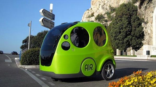 Masinile MDI cu motor cu aer comprimat pornesc de la 7000 euro