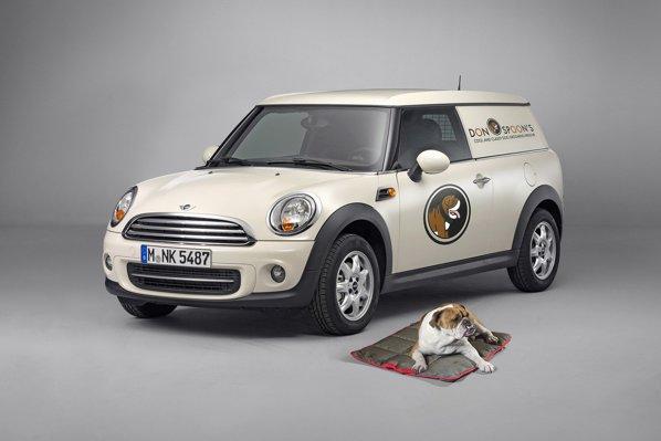 Mini Clubvan devine prima utilitara premium de clasa mica
