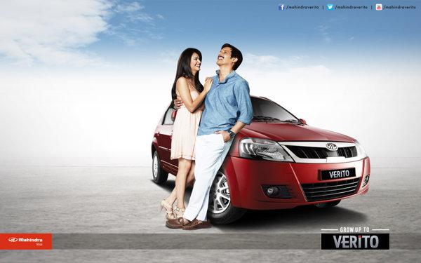 Mahindra Verito vrea sa se departajeze cat mai mult de Renault Logan