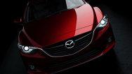 Primele imagini oficiale cu noua Mazda6