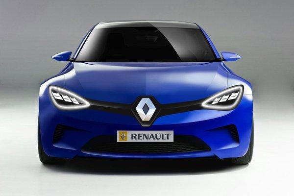 O identitate vizuala puternica pentru acest posibil Renault Megane 4 Coupe
