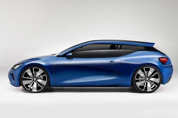 Thomas Clavet a imaginat un Renault Megane 4 Coupe avand o sportivitate accentuata
