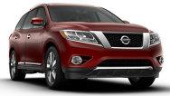 Primele imagini oficiale cu noua generaţie Nissan Pathfinder