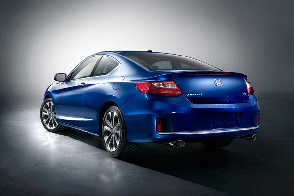 Noua generatie Honda Accord pentru SUA continua sa ofere si o versiune coupe