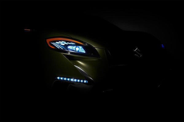Conceptul Suzuki C-Cross anunta un design complet nou fata de SX4