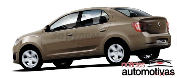 Noua Dacia Logan mizeaza pe un stil robust si simplist, dar putin mai elaborat