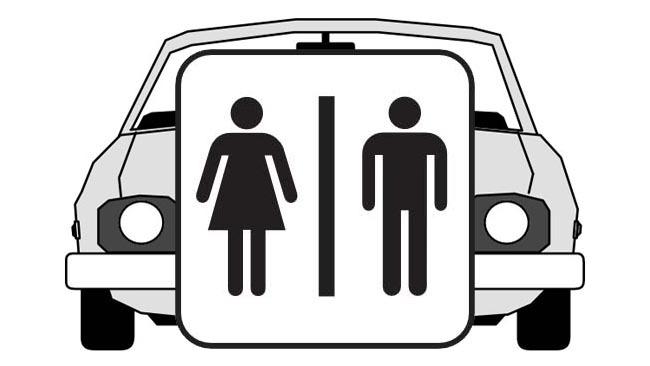 Există maşini special dedicate femeilor, respectiv bărbaţilor?