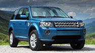 Facelift consistent primit de Land Rover Freelander 2