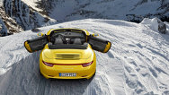 Porsche 911 Carrera 4 şi 4S - Imagini şi informaţii OFICIALE