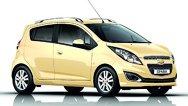 Preview Chevrolet pentru Paris 2012: Spark primeşte un facelift, iar Orlando un motor 1.4 Turbo