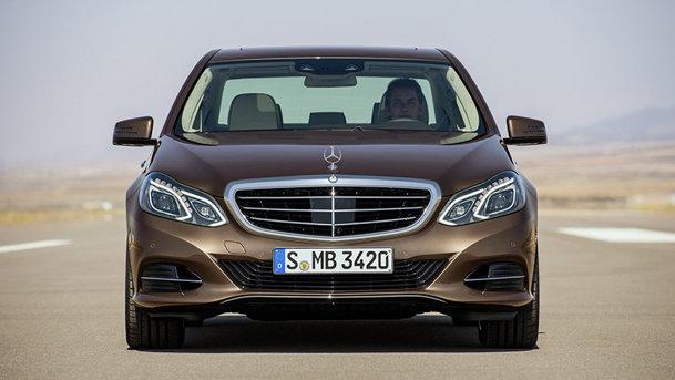 Mercedes-Benz E-Class facelift 2013, imagini şi informaţii oficiale