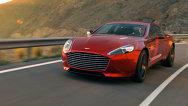 Aston Martin Rapide S, un upgrade pentru coupe-ul de lux cu patru uşi
