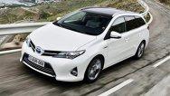 Toyota Auris Touring Sports - detalii oficiale cu primul break full-hibrid din Europa