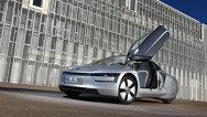 Conceptul Volkswagen XL1 care consumă 1 l/100 km vine la Geneva ca maşină de serie