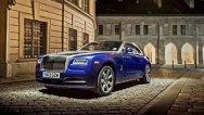 Rolls Royce Wraith este noul coupe de lux britanic